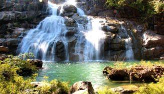 Водопады на Пхукете