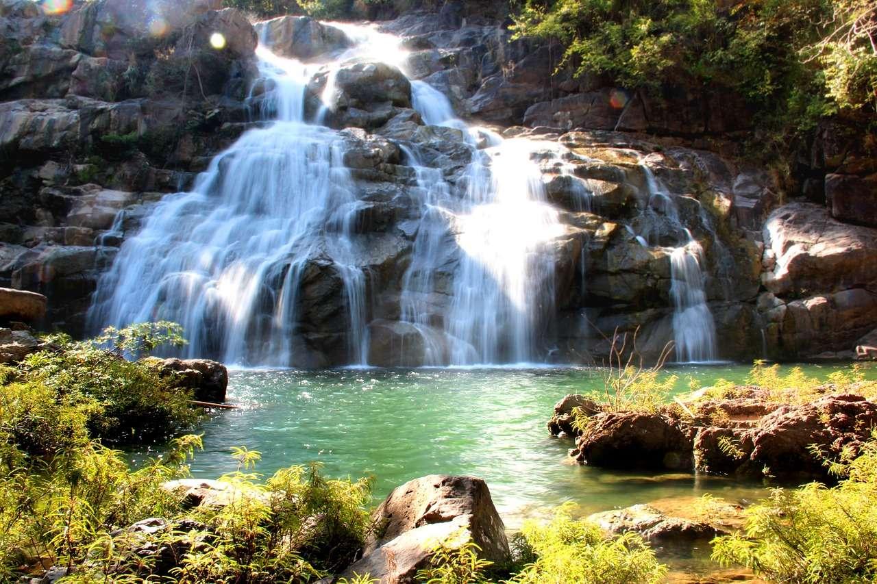 Чем примечательны водопады на Пхукете