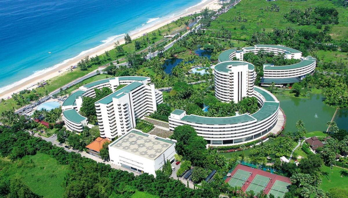 Чем примечателен отель Hilton Phuket Arcadia