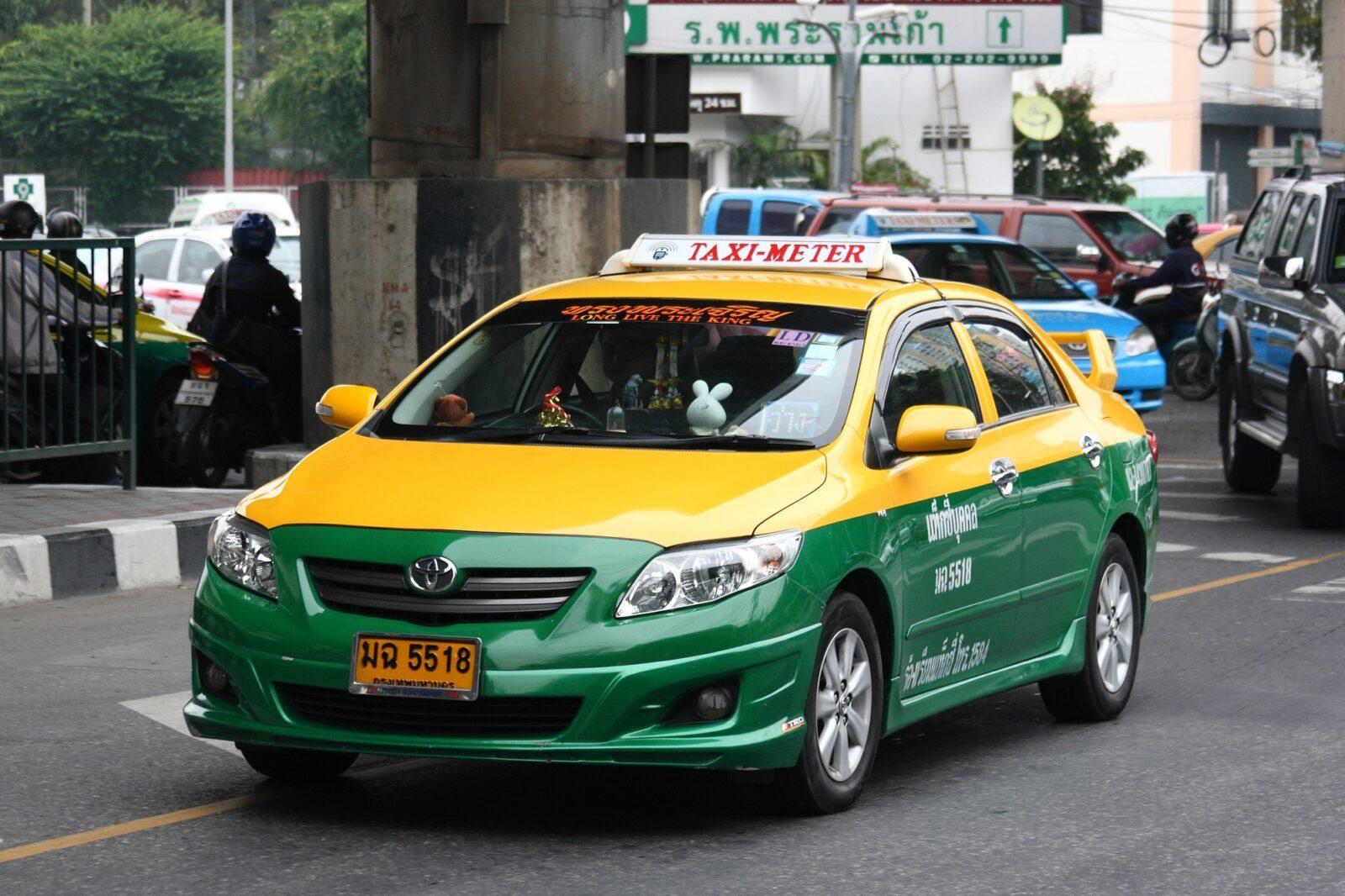 Сколько стоит такси на Пхукете