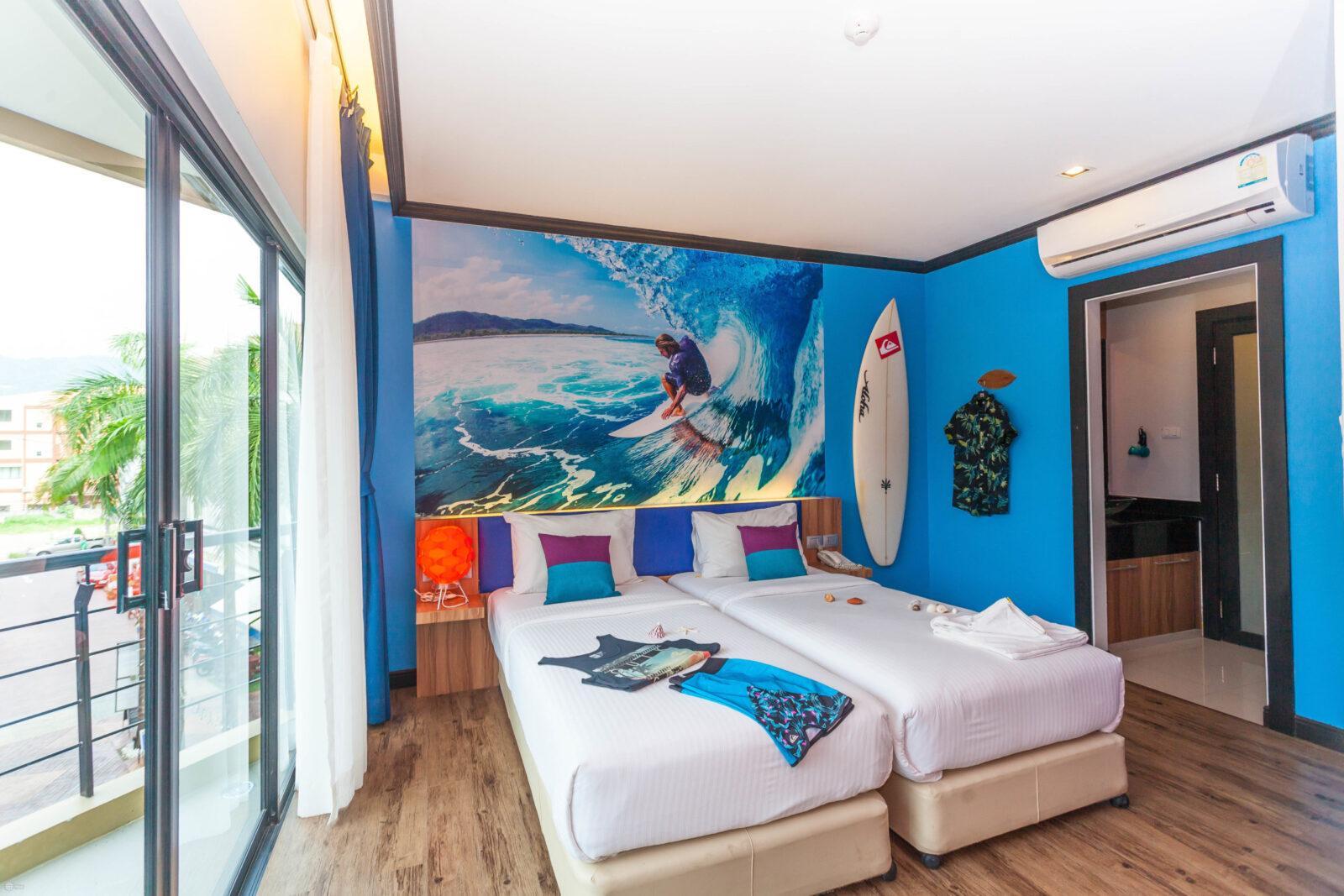 Один из номеров отеля Must Sea Hotel 3*