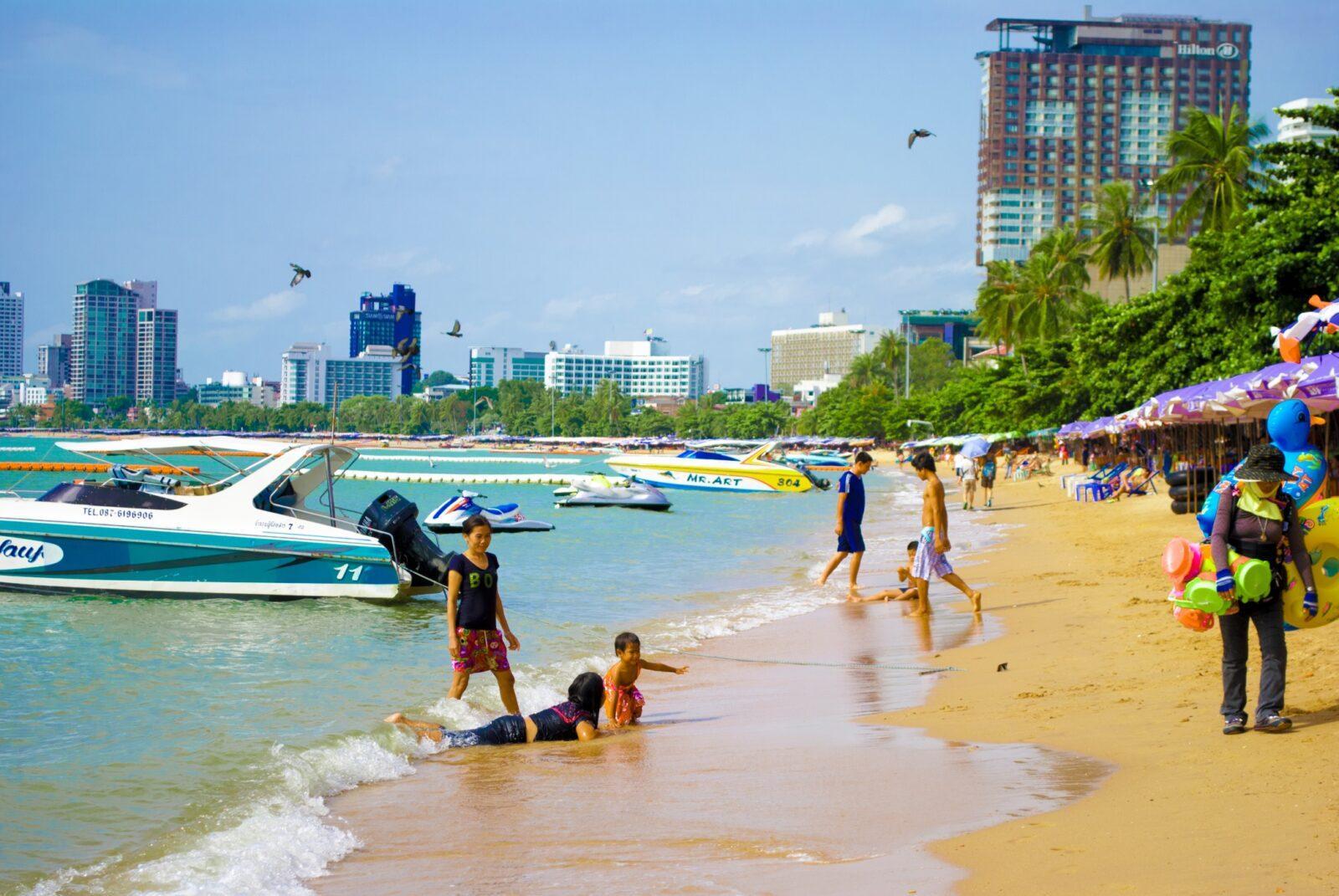 Температура моря Таиланда в августе-сентябре