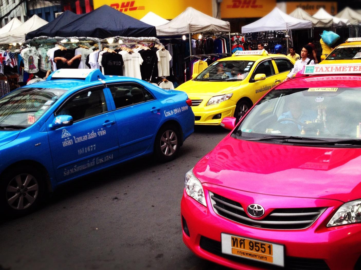 Опасности при выборе дешевого такси на Пхукете