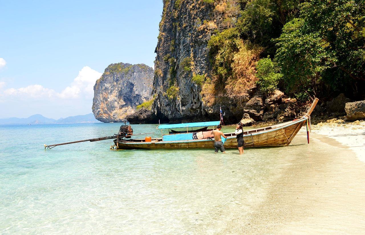 Температура моря Таиланда в октябре-ноябре