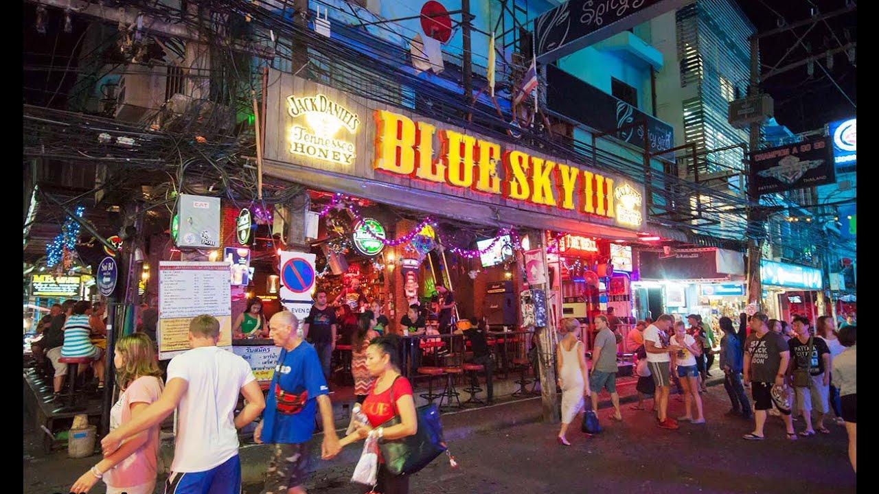 Фото Walking street в Таиланде