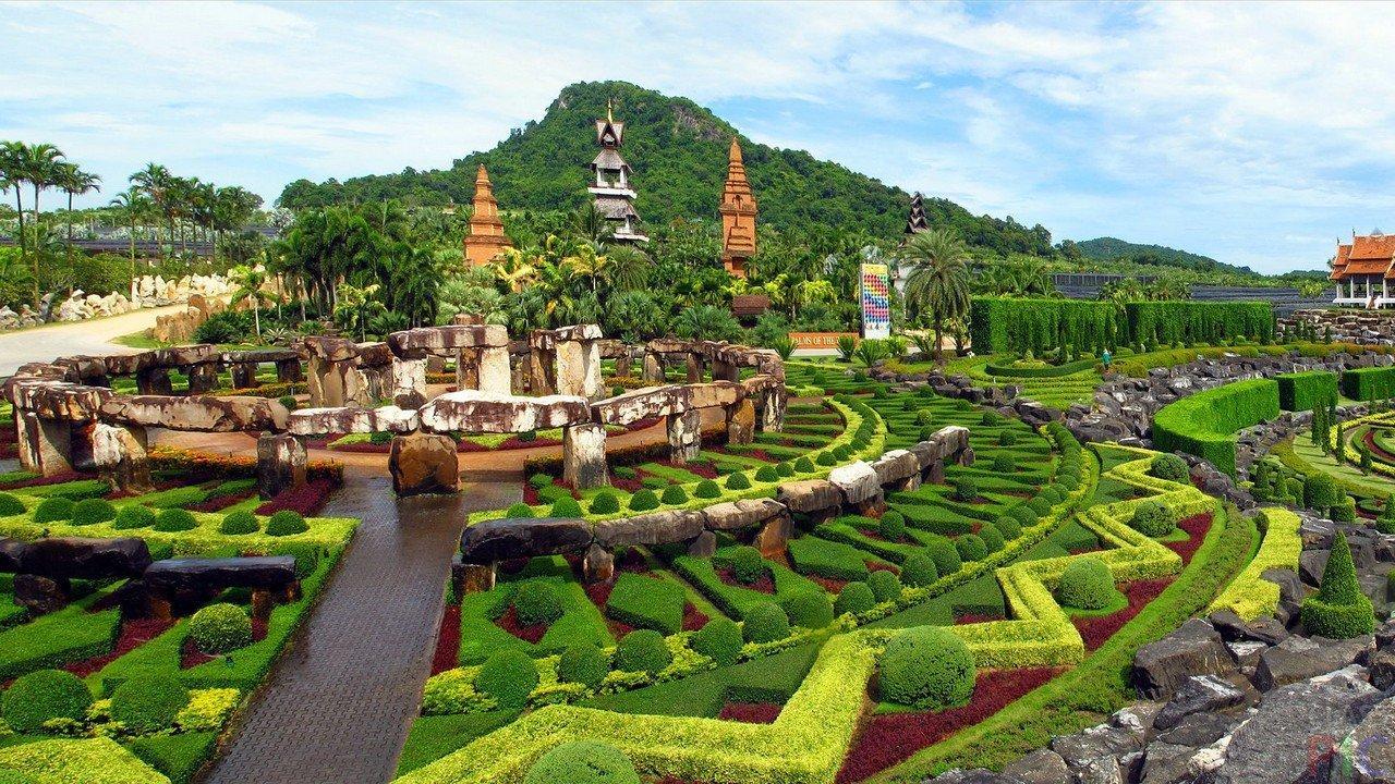 Фото известного тайского парка