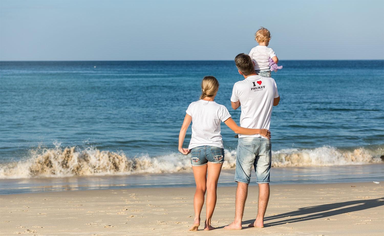 Фото пляжа на Пхукете