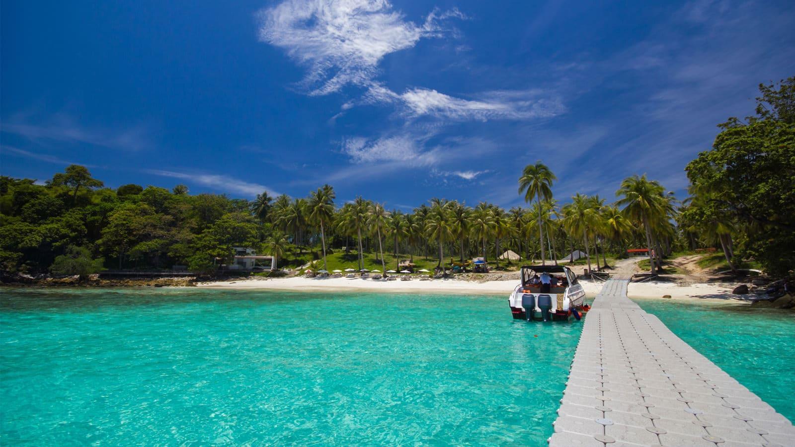Фото островов Рача в Таиланде
