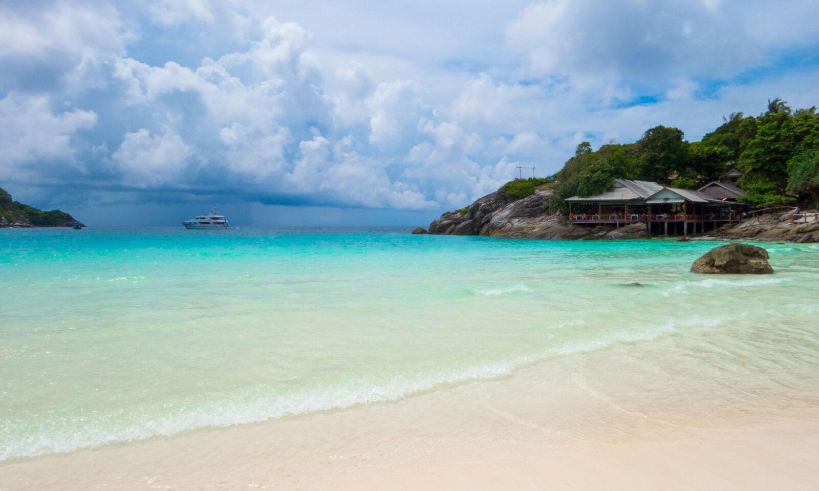 Фото острова Рача Яй на Пхукете