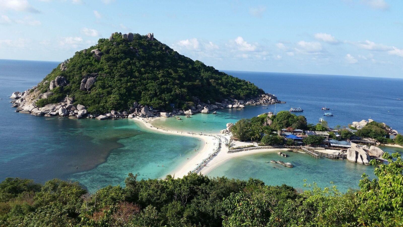 Фото острова Самуи в Таиланде