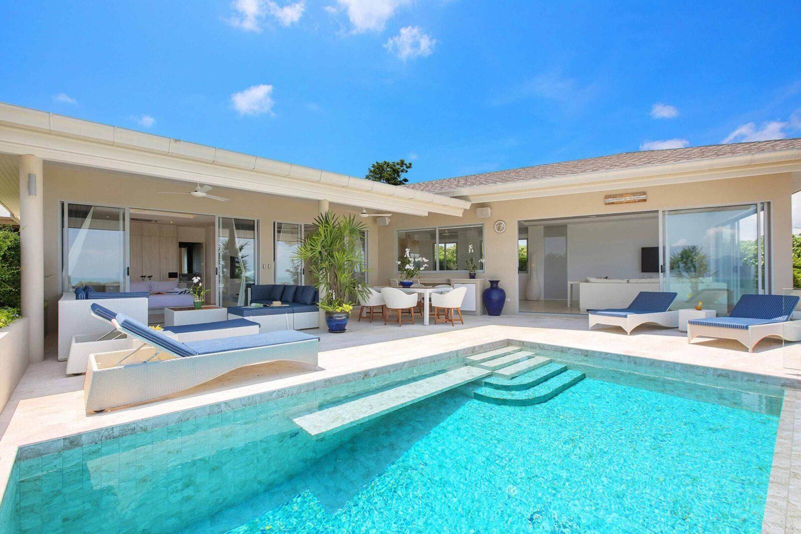 Фото виллы Bayside Luxury в Самуи