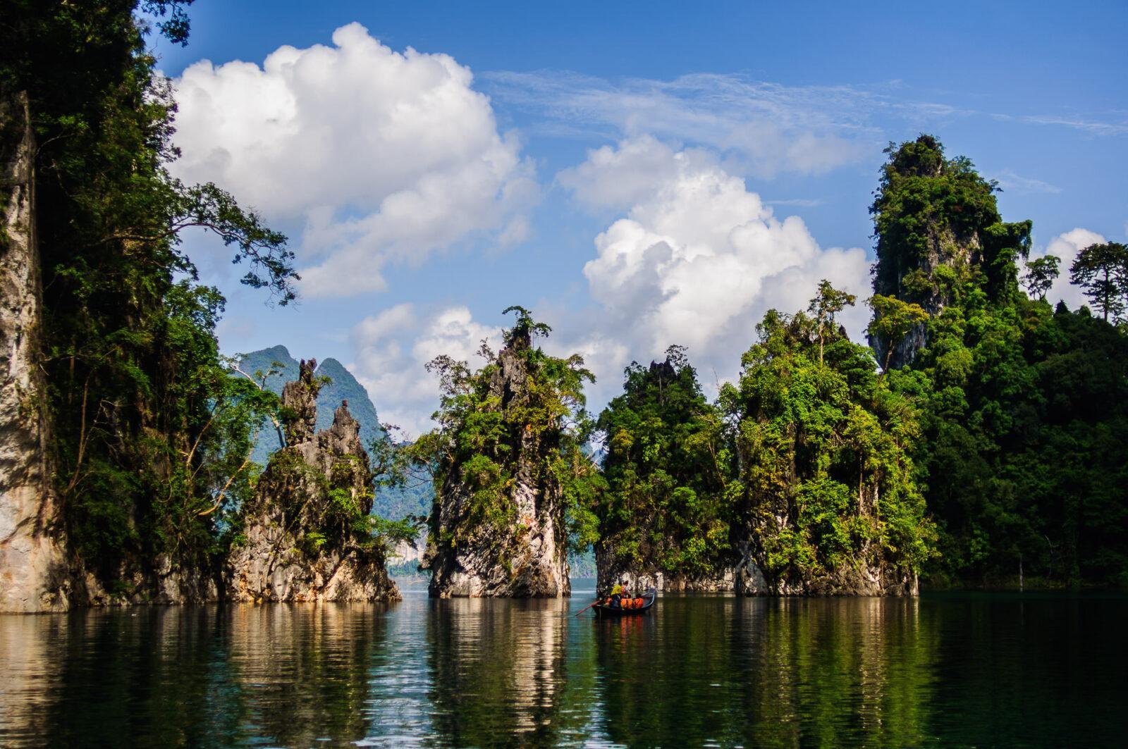 Фото озера Чео Лан на Пхукете