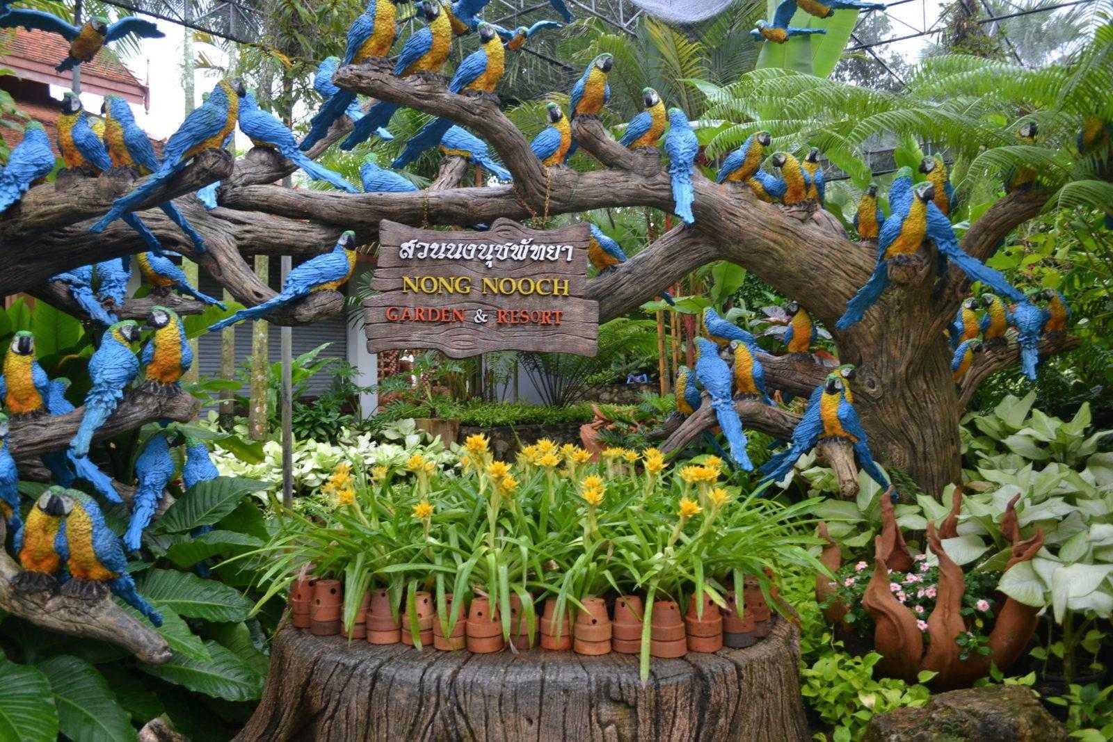 Фото павильона птиц