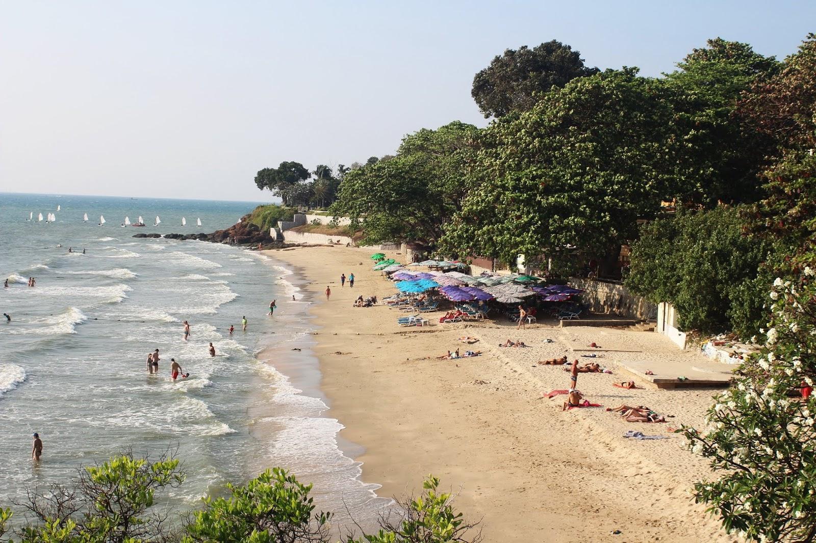 Фото пляжа в Пратамнак Хилл