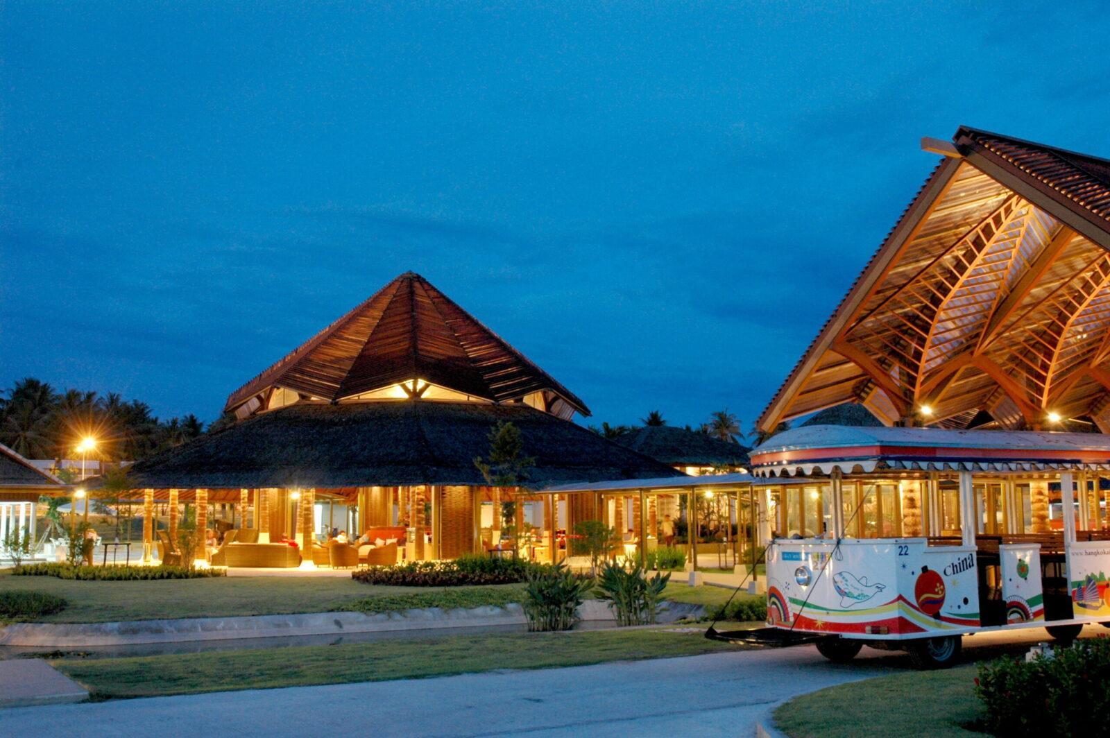 Фото международного аэропорта на острове Самуи