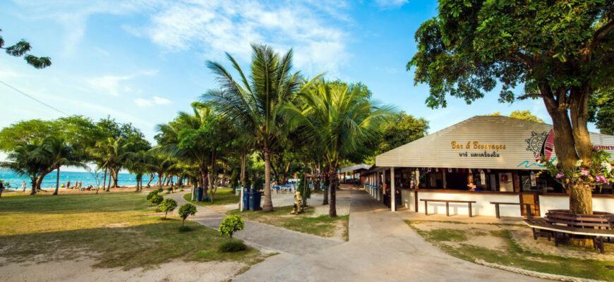 Фото военного пляжа в Паттайе