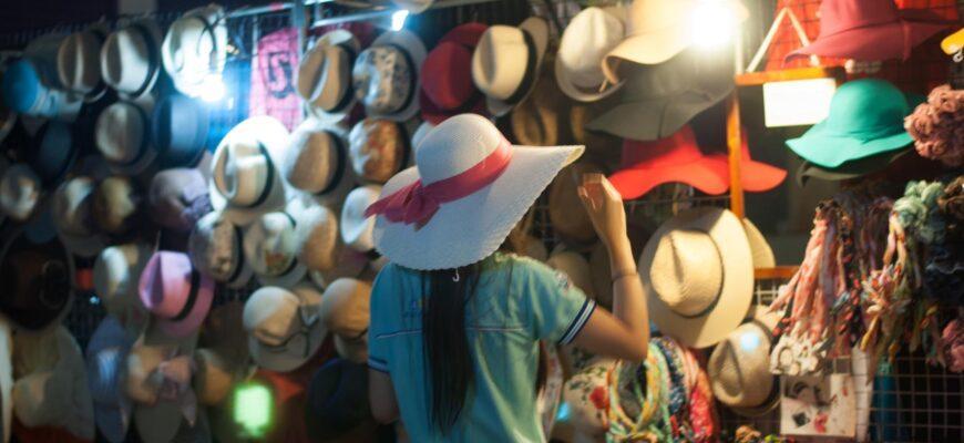 Ночные рынки в Паттайе
