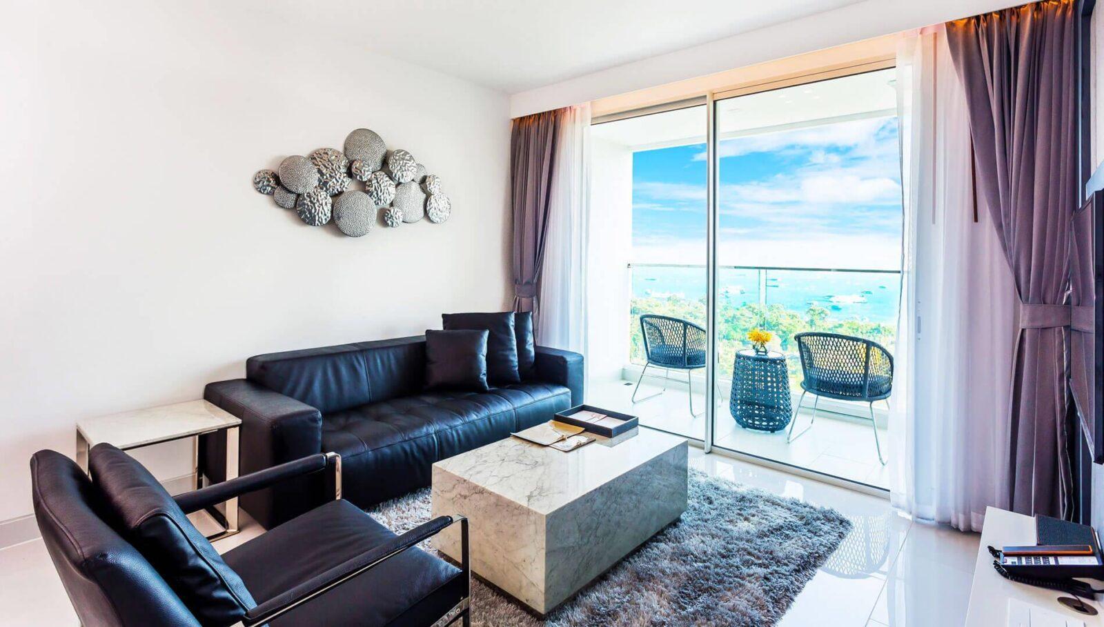 Фото номера в Amari Residences Pattaya