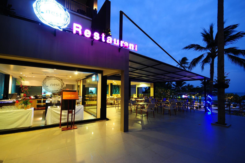 Фото ресторана на пляже