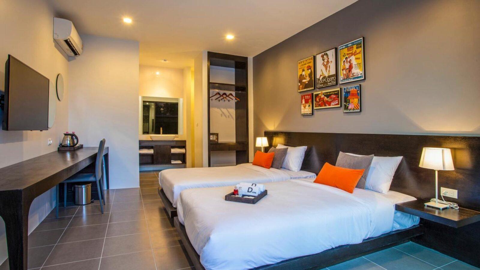 Фото номера в D Living Hotel Pattaya