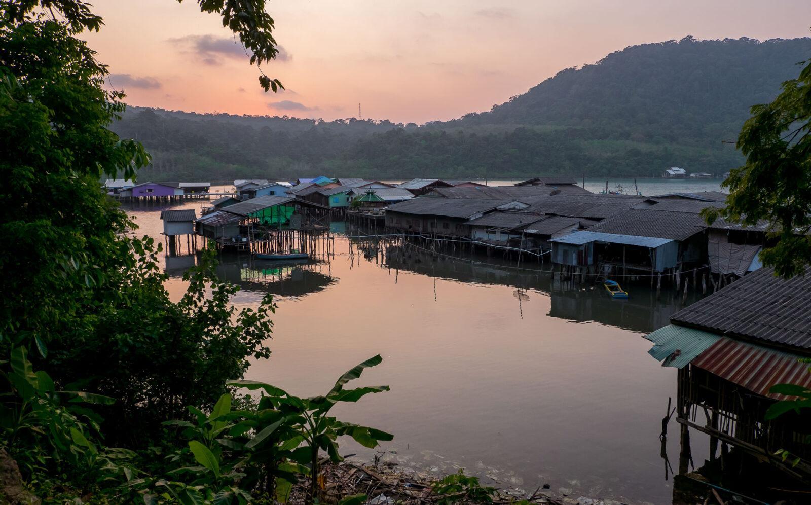 Фото деревни Ао Яй