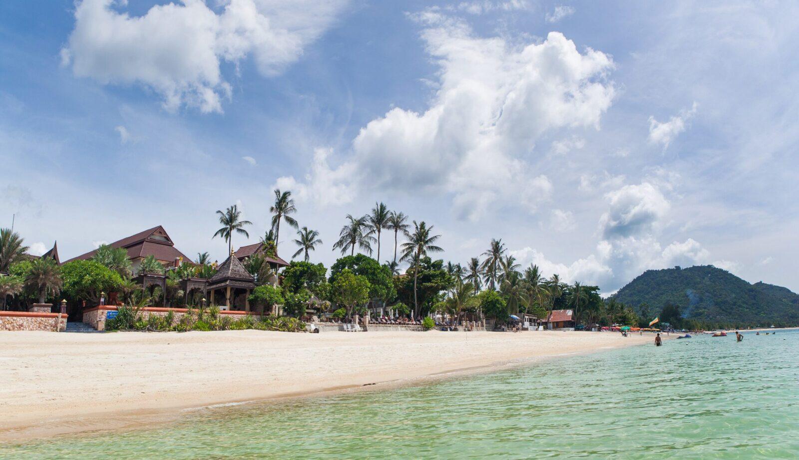 Фото побережья на Самуи