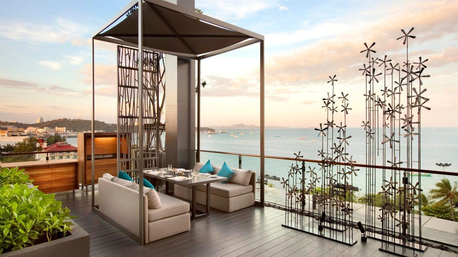 Фото ресторана в Hilton Pattaya