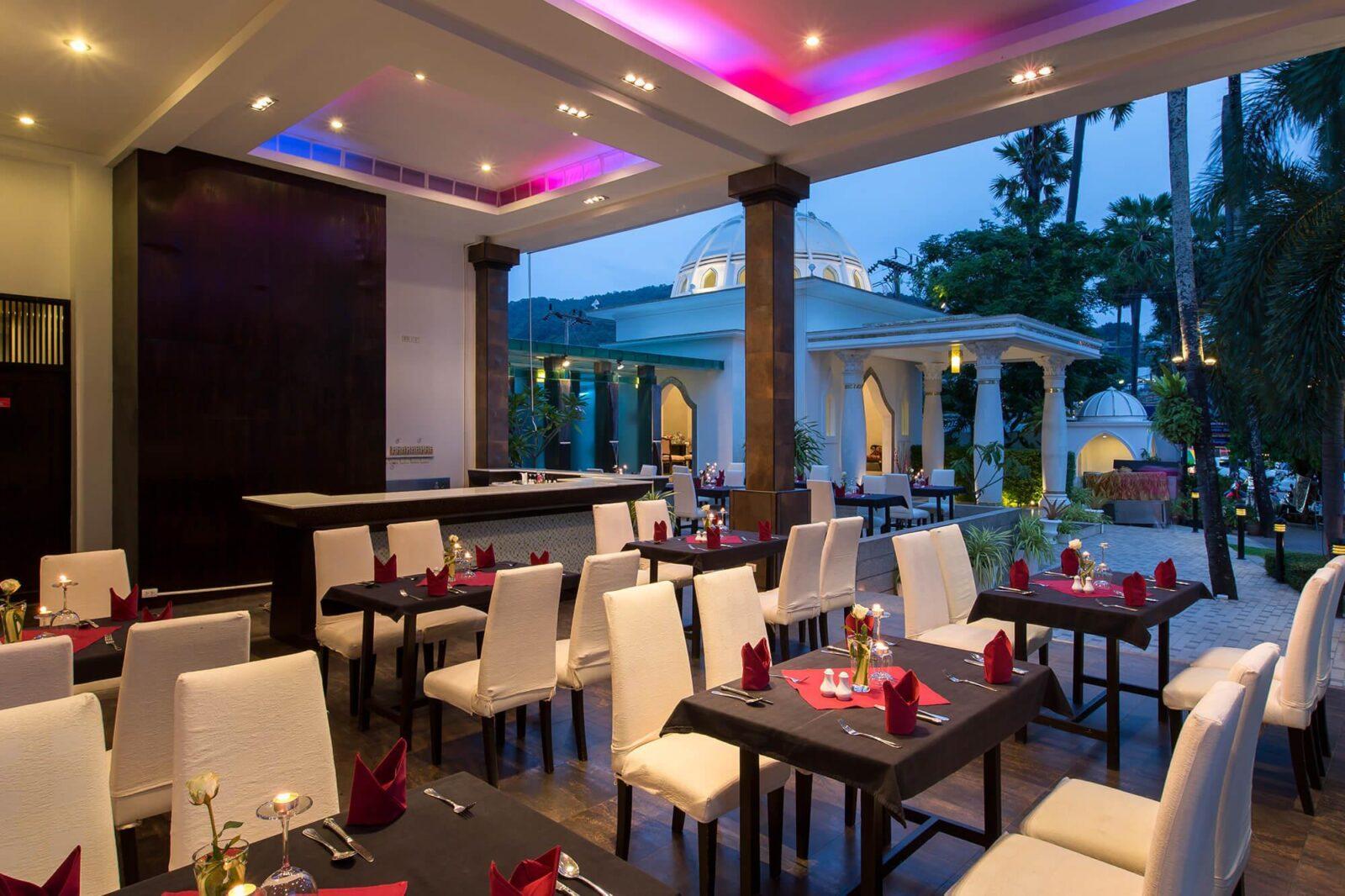 Фото ресторана в Chanalai Hillside Resort