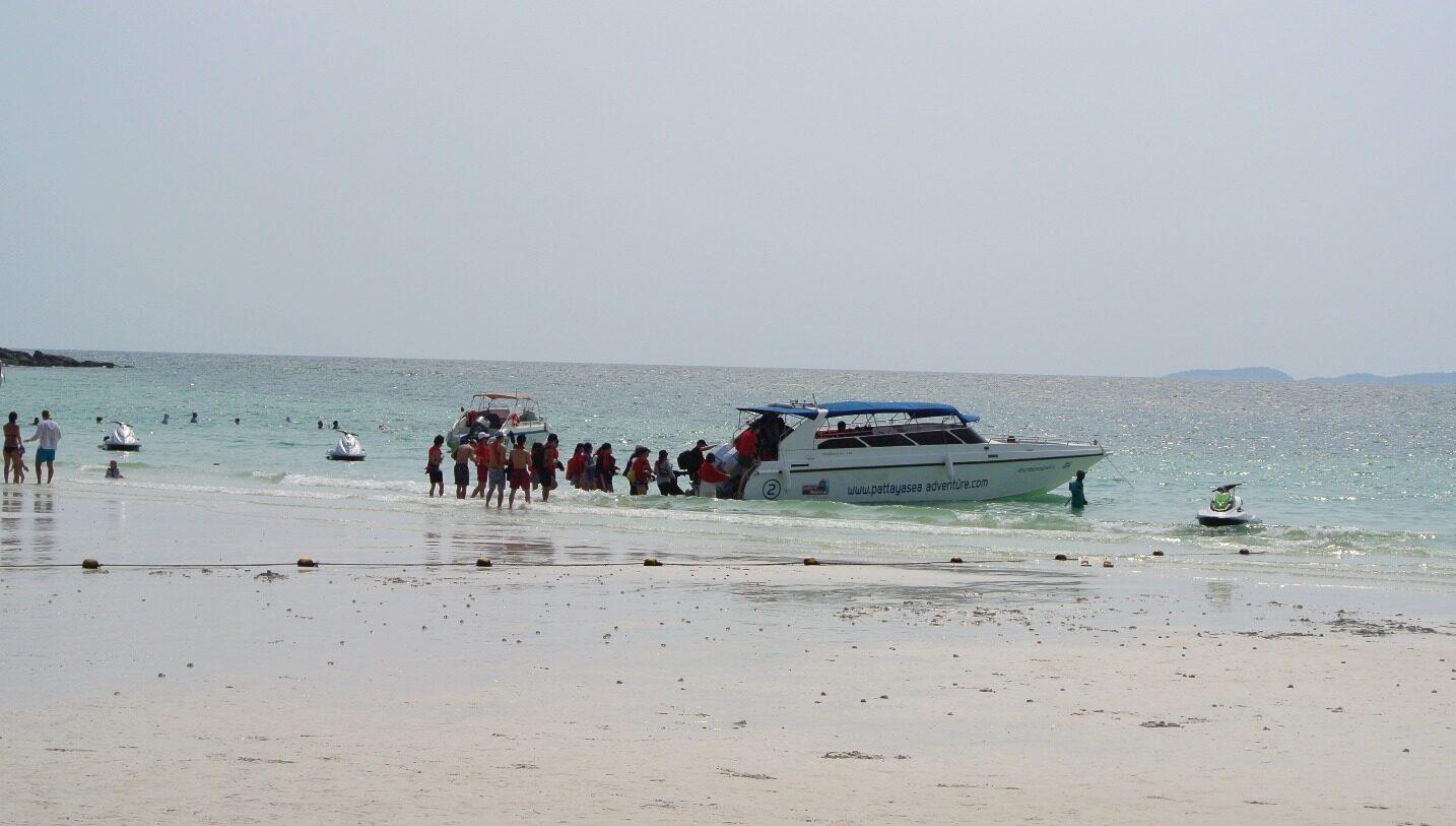 Фото моря в Паттайе