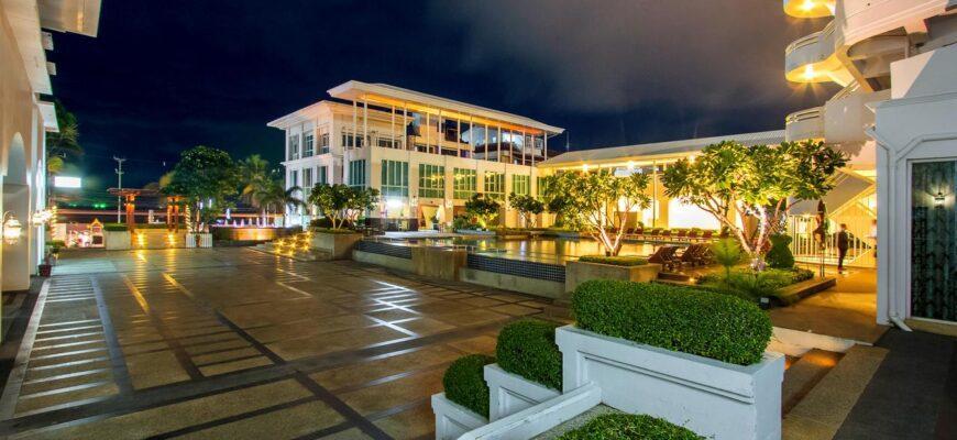 Фото отеля в Джомтьене