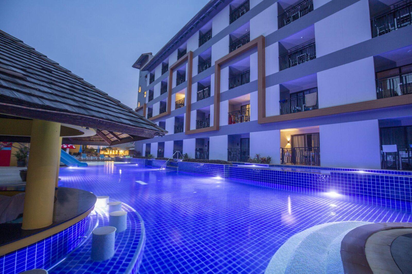 Фото бассейна в PGS Hotels Casa del Sol