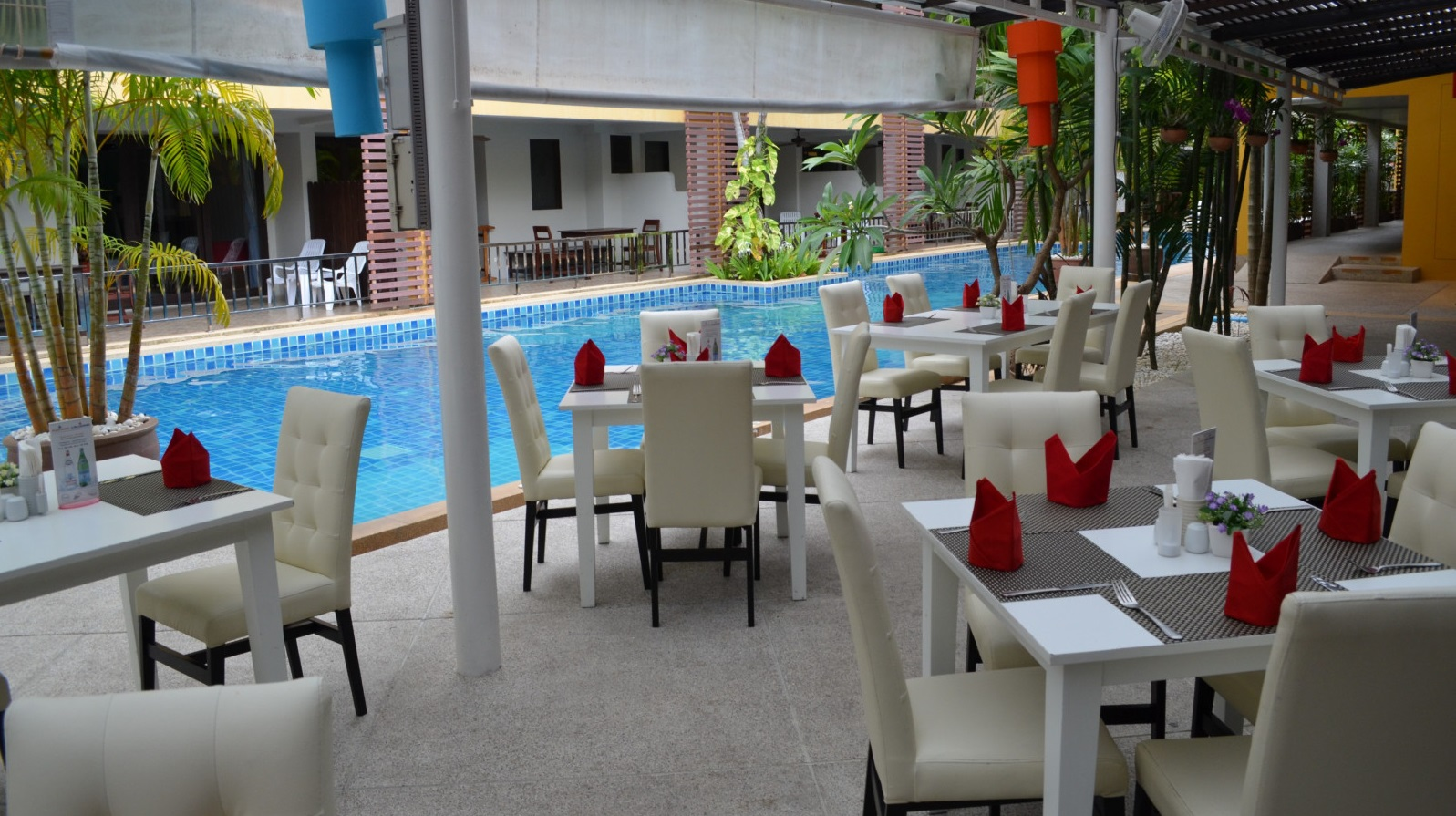 Фото ресторана в PGS Hotels Casa del Sol