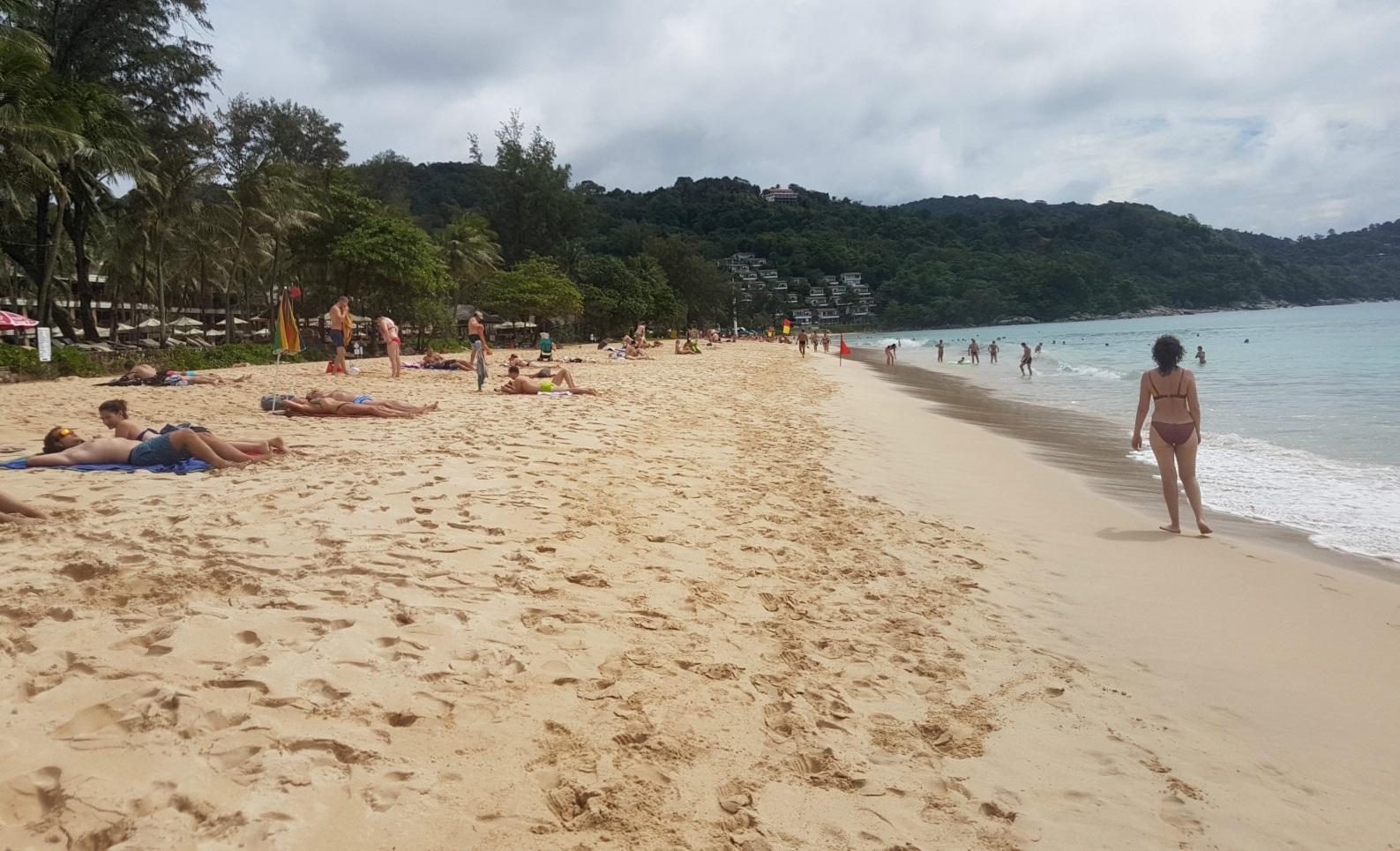 Фото пляжа Ката Бич