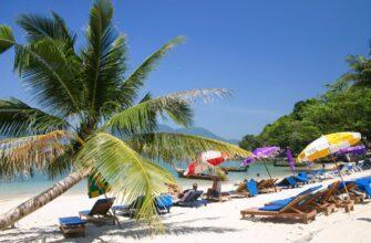 Фото пляжа Парадайз на Пхукете