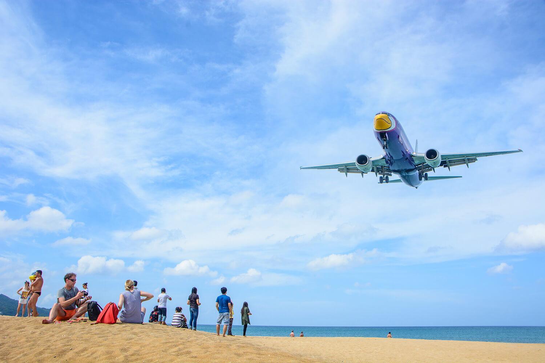 Фото пляжа Май Као