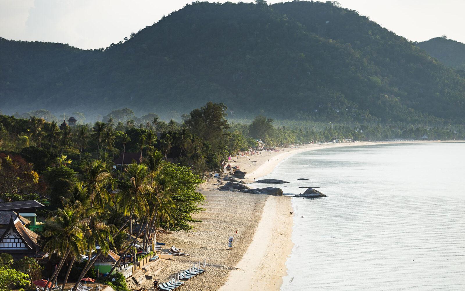 Фото пляжа Ламаи