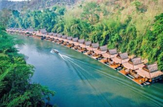 Фото реки Квай