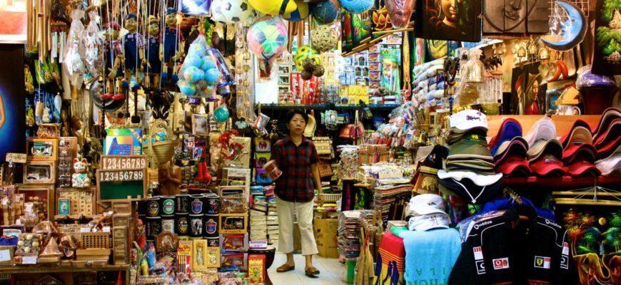 Фото рынка на Пхукете