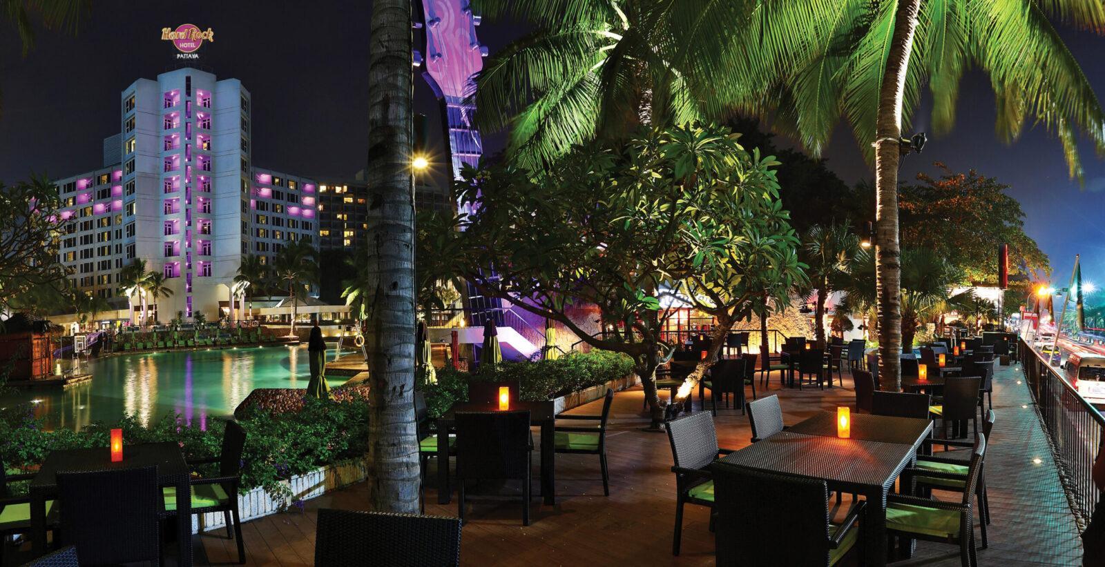 Фото Hard Rock Hotel Pattaya