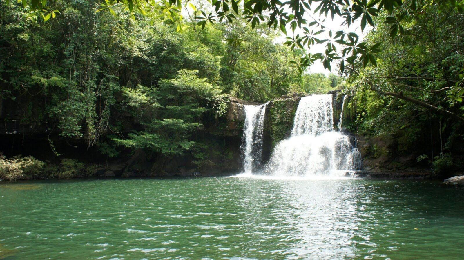 Фото водопада Клонг Чао
