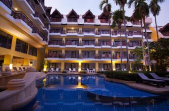Гостиница Woraburi Phuket Resort & Spa 4* на Пхукете