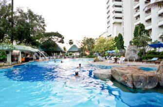 фото Гостиница Grand Jomtien Palace Hotel 3* в Паттайе