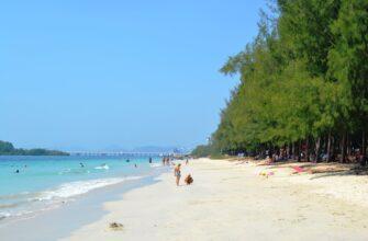 фото Паттайа пляж